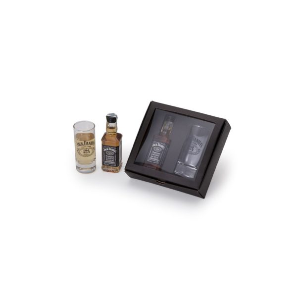 Kit Whisky Personalizado Jack Daniels 50ml