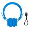 brindes - Headfone Wireless azul - M80167