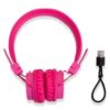 brindes - Headfone Wireless pink - M80167